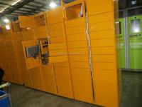 Hot selling Intelligent Logistic Parcel Delivery Locker, electronic locker