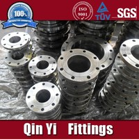 carbon steel astm a105 schedule 40 pipe fitting flange