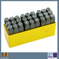 Customized Precision Carbide Letter Punches for Injector Plastic Mould