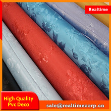 embossde pvc film import from china indoor decorate