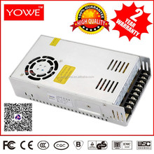 2-year Warranty Switching Power Supply Driver CE Rohs Approval 360w 12v 30a hs code led lights driver