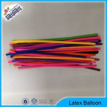 Modeling /Magic balloon long shape balloon china wholesale