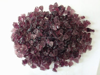 Top quality natural small broken crushed glass cullet
