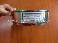 soil sieve/anping yuansheng mesh sieve/test sieve