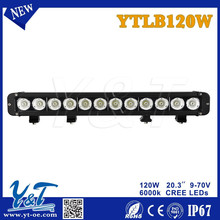 New product with five auxiliary rear light function tuning light led light bar 120w 515d*90w*60h