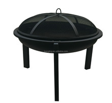 "25"" Outdoor fire pit"