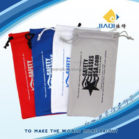 mobile phone microfiber case with screen printing