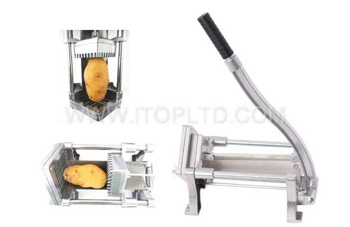 potato chipper machine