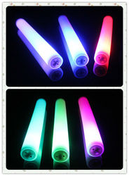 Product Printed Plastic flashing led foam stick