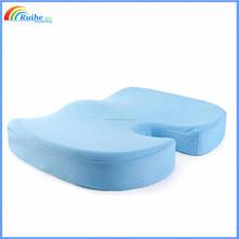 Hemorroides cojín del asiento, amortiguador de asiento ortopédico almohada venta