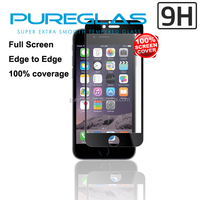 Shenzhen Pureglas waterproof screen protector for iphone 6 full cover