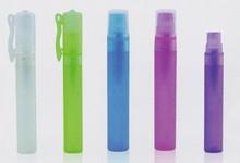 pen shaped plastic perfume atomizer