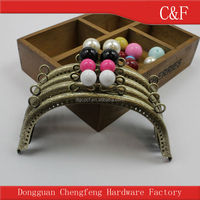 New style and fashion Purse Accessories - Clutch purse Frames with gems an loops