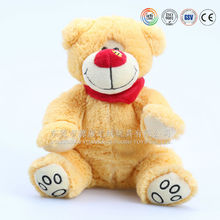 Voice recorder plush toys teddy bear with recording