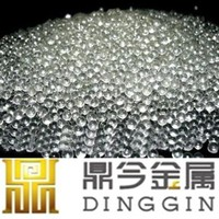 Wet Reflective 300 Mcd/lx/m2 Glass Beads for Road Marking