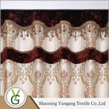 Top sale Bedroom use Fashion window curtain pattern
