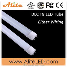 UL led tube Rotatable Frosted T8 LED Tube