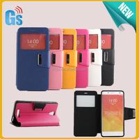 Hot Brands India Window Design Flip Case Cover For Xiaomi Redmi Note 2 / Redmi 3 / Redmi Note 2 Prime