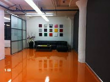 Maydos high light and renewable color floor paint for concrete floor