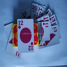 Easy to use and Best-selling wholesale custom playing cards sets with cards made in China