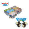 18g butterfly shape chocolate biscuit