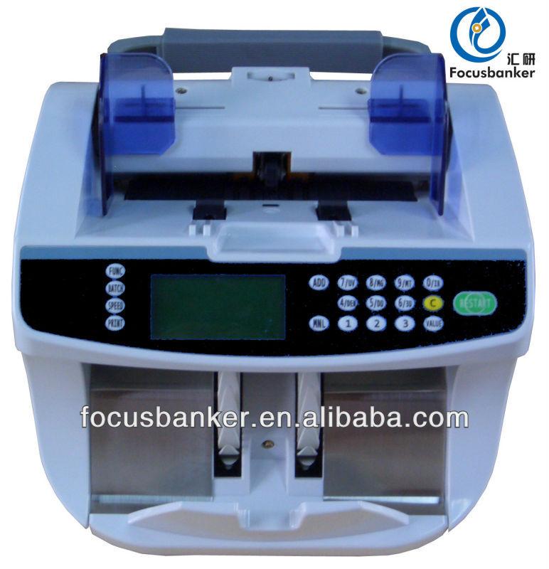 money checking machine