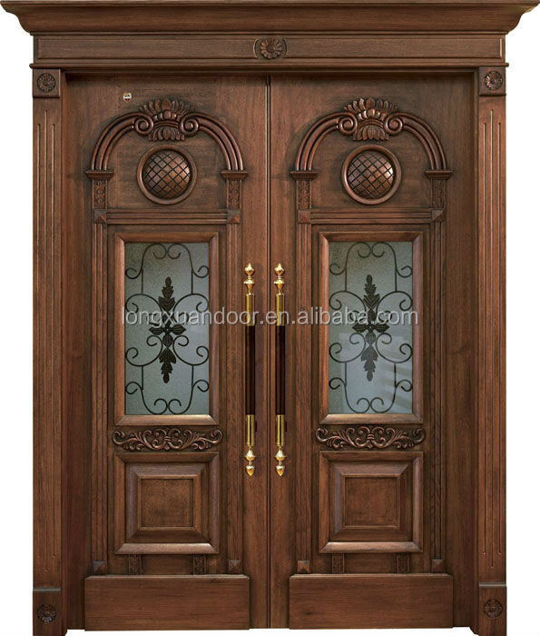 wood outdoor doors main gate design buy teak wood main