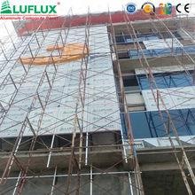20 Years Warranty pvdf coating exterior aluminum composite panel(acp)