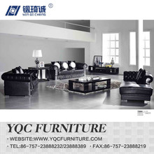 7286# hot sale italian style simple luxury corner sofa