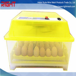 China Supply Hot Sale High Quality 48 Or 96 Chicken Egg Incubator