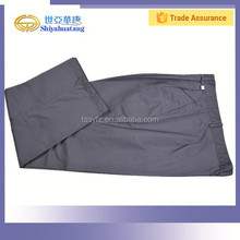 Wholesale new design cotton & polyester work pants