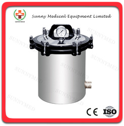 SY-T003 China hot sale medical clinic portable autoclave sterilizer cost