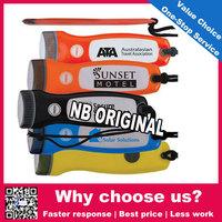 PVC LED Flat Torch Light/card flashlight/card torch light