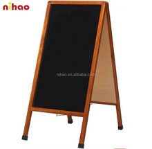 Hot Sale Advertising Blackboard and Yes Folded