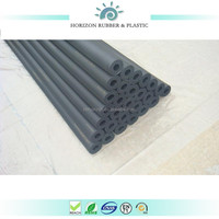 Insulation material NBR PVC rubber foam pipe tube for air conditioning