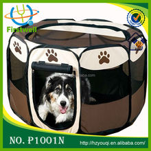 Soft playpen for puppies outdoor fence