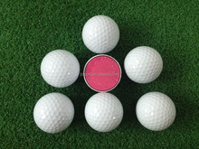 3-layer urethane cover game golf balls with private labeling