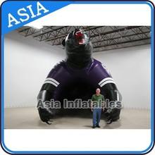 Customized Inflatable Helmet Football Tunnel Tent, Inflatable Helmet For Event