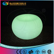 Led light cube coffee table/ Light up glow cube side table/ cube led table light