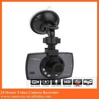 K-1000 car dvr with loop video recording , Night vision wide angle Full HD 1080P car dvr