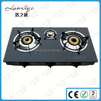 Quality latest tempered glass gas stove spare parts