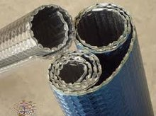 Bubble aluminum Foil Insulation, Double Bubble Thermal Insulation, Roof Building Construction Material
