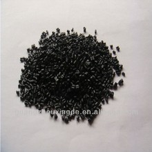 glass fiber reinforced nylon pa6 black color