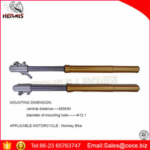 Chinese Best Gold Color Inverted Front Fork