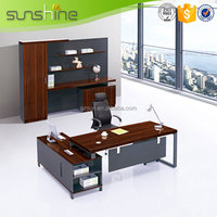 2015 Hot Office Manager Table Modern Pictures Of Wooden Computer Table Executive Wooden Office Desk Office Table From China
