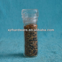 pump dispenser jar for pepper
