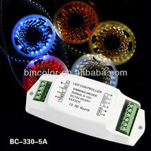 Constant Voltage 0-10V led driver DC12-24V 0-10V led rgb dimming driver