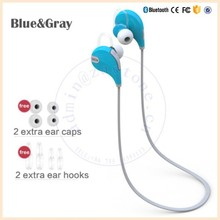 2015 new model bluetooth stereo earbuds QY7,bluetooth headphone wireless