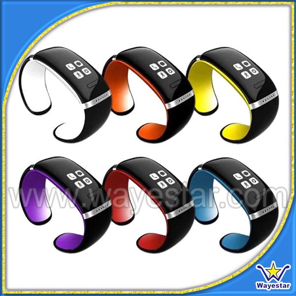 de valores de nueva pulsera inteligente l12s productos calientes para 2015