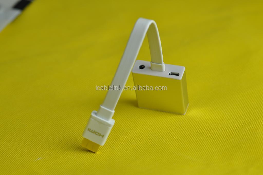 Алюминиевого сплава микро-hdmi